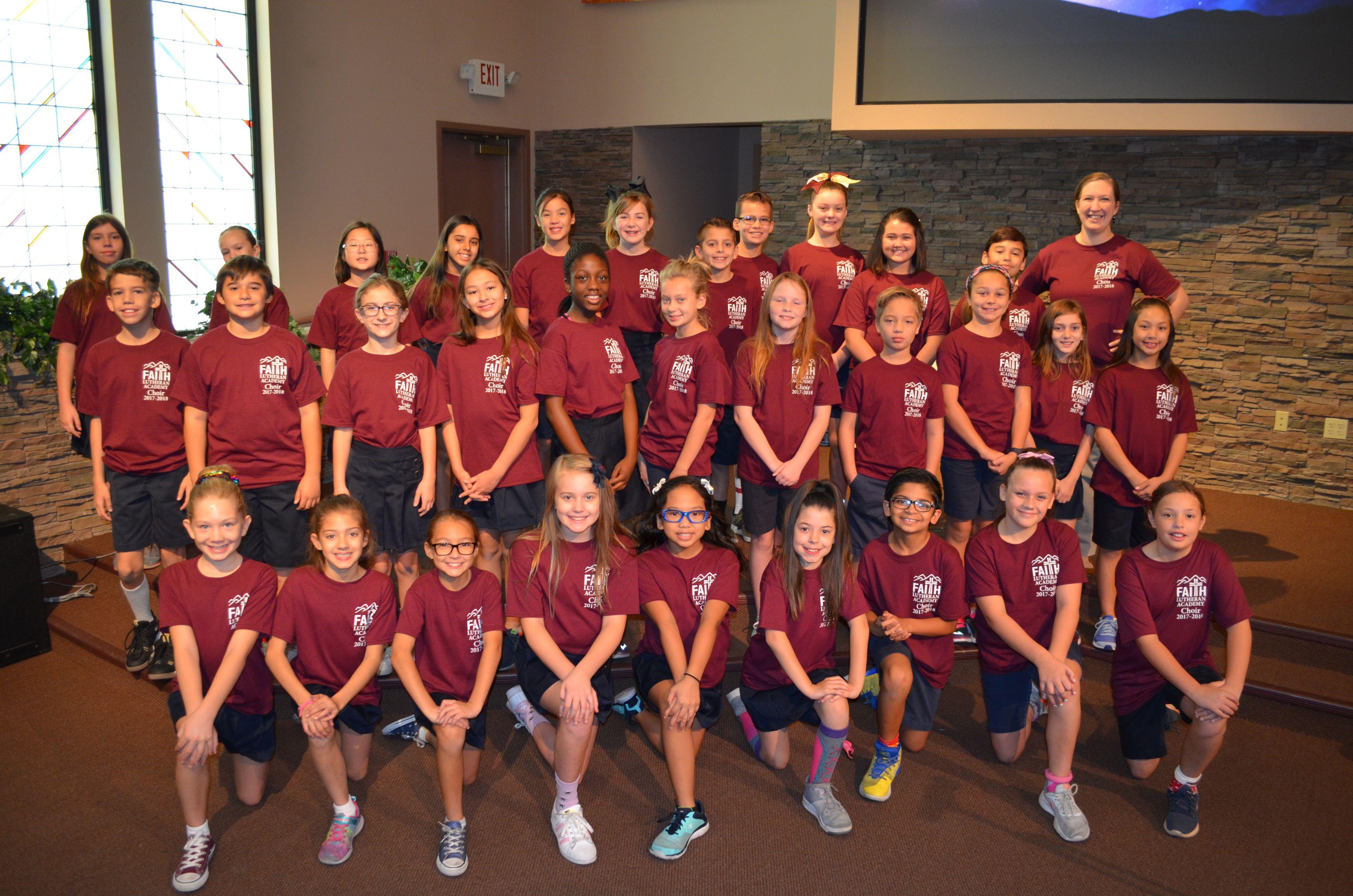 Extra Curricular Activities - Faith Lutheran Academy